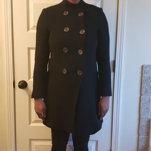 Michael Kors wool blend coat sz 6